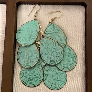 Also Earring in Turquoise